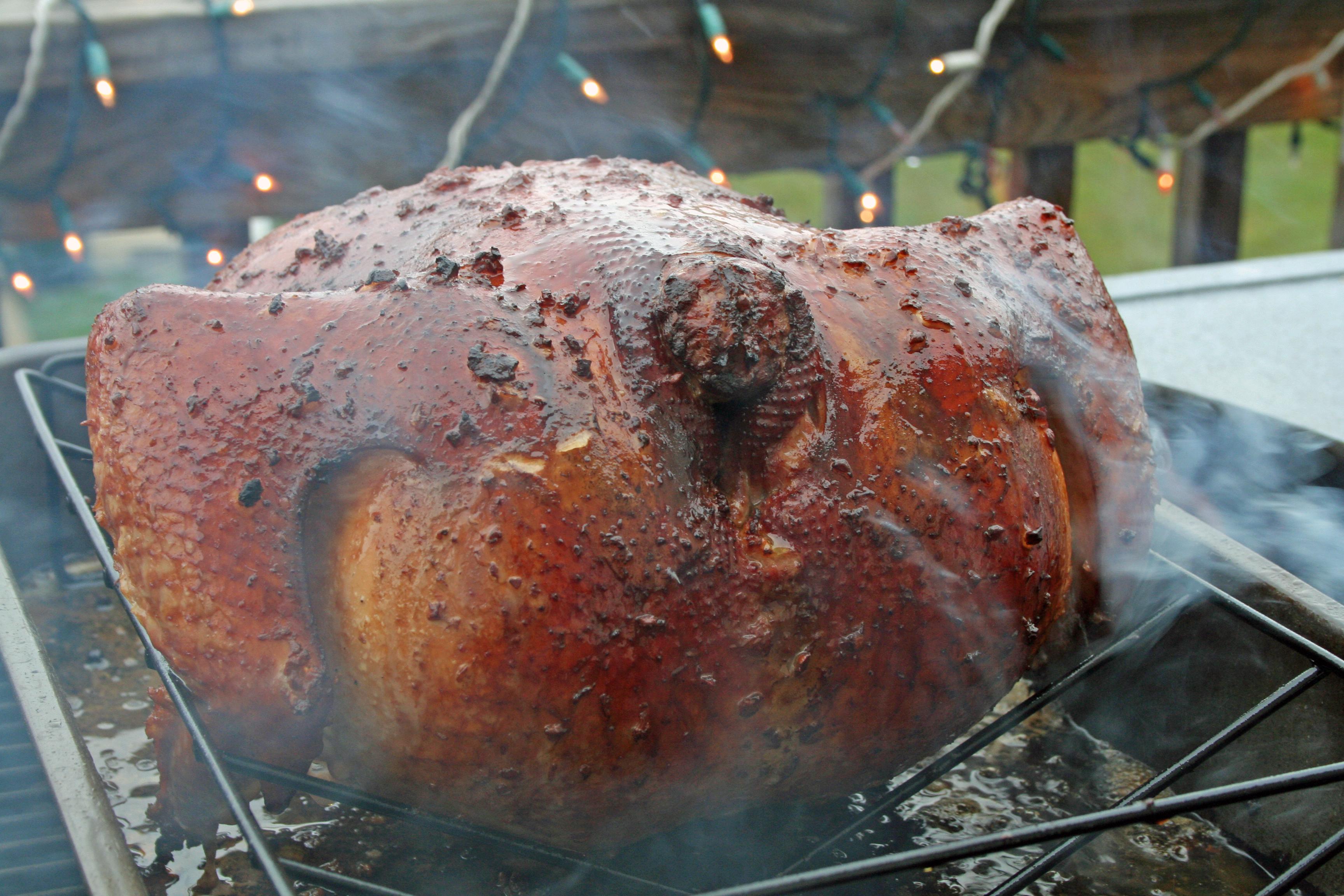 Cooking Turkey: A Smoked Turkey Recipe